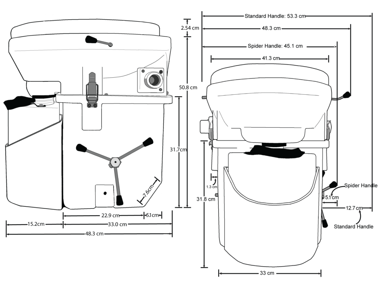 Nature S Head Composting Toilet Australia